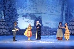 Klassische Märchendramen Stockbild