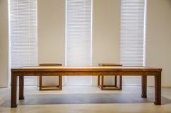 Klassische Möbel Stockfoto