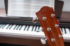 Klassische Musikcollage lizenzfreie stockbilder