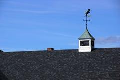 Klassische Neu-England Wetterfahne Lizenzfreie Stockfotos