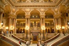 Klassische Oper und Pariser Charme Stockfotos