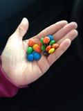 Klassische Süßigkeiten Lizenzfreie Stockfotos