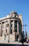 Klassische Terra Cotta Winnipeg Architecture Lizenzfreie Stockfotografie