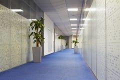 Klassischer Büroinnenraum Stockfoto
