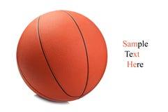 Klassischer Basketball Stockfoto