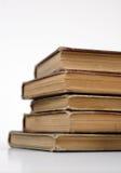 Klassischer Buchstapel Lizenzfreies Stockbild