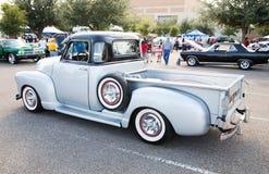 Klassischer Chevrolet-Kleintransporter Lizenzfreies Stockfoto