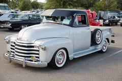 Klassischer Chevrolet-Kleintransporter Stockbilder