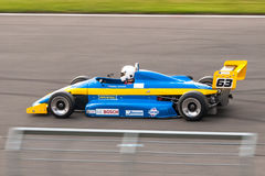 Klassischer Formelrennwagen stockfotos