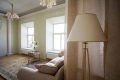 Klassischer Innenraum Stockbilder