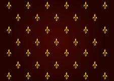 Klassischer königlicher Hintergrund Stockbilder