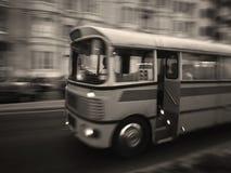 Klassischer Malta-Bus Lizenzfreie Stockfotografie