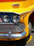 Klassischer Malta-Bus Stockfoto