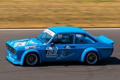 Klassischer Rennwagen Opels Kadett Lizenzfreie Stockfotografie