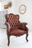 Klassischer Stuhl stockbild