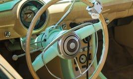 Klassischer Woody-Innenraum lizenzfreies stockfoto