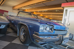 Klassisches amerikanisches Auto Stockbilder