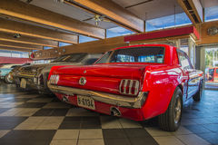 Klassisches amerikanisches Auto Lizenzfreie Stockfotografie