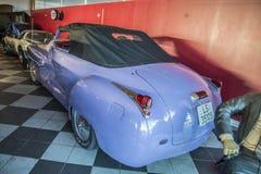Klassisches amerikanisches Auto Lizenzfreies Stockbild