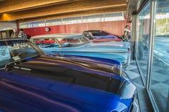 Klassisches amerikanisches Auto Stockbild