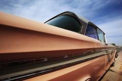 Klassisches amerikanisches Auto Lizenzfreies Stockfoto