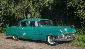 Klassisches amerikanisches Auto Cadillac lizenzfreies stockbild