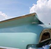 Klassisches amerikanisches Autoluxusdetail Stockbilder