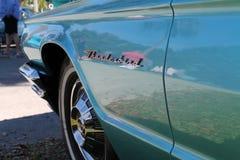 Klassisches amerikanisches Luxusauto Lizenzfreie Stockfotografie