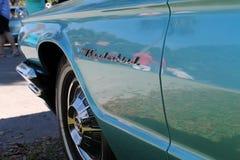 Klassisches amerikanisches Luxusauto Stockfotografie