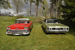 Klassisches Auto Lizenzfreies Stockfoto