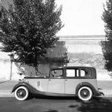 Klassisches Auto Stockbild