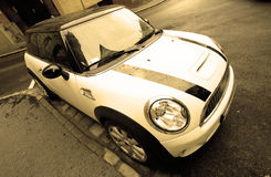 Klassisches Auto Stockfoto