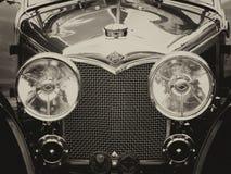 Klassisches Auto Briten Riley Stockbild