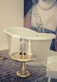 Klassisches Badezimmer Stockfotografie