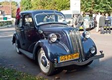 Klassisches britisches Auto an einer Autoshow Stockfoto