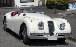 Klassisches britisches Sport-Auto Stockfoto