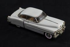 Klassisches Cadillac-Spielzeugauto stockbilder