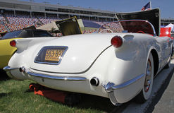 Klassisches Chevrolet Corvette Automobil Stockbild