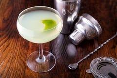 Klassisches Daiquiri-Cocktail stockfoto