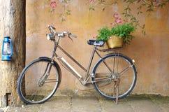 Klassisches Fahrrad Lizenzfreies Stockfoto