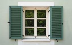 Klassisches Fenster Lizenzfreie Stockbilder