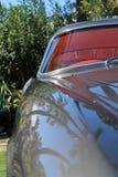 Klassisches Ferrari-Frontfenderdetail Lizenzfreie Stockbilder