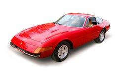 Klassisches ` Ferraris 356 Daytona-` - lokalisiert Stockbilder