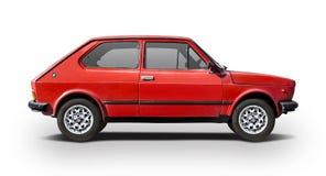 Klassisches Fiat 127 Lizenzfreie Stockfotos