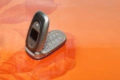 Klassisches Handtelefon Stockbilder
