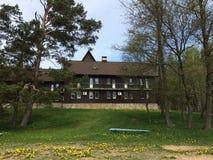 Klassisches Haus Stockfotos