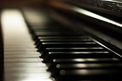Klassisches Klavier Stockfotos
