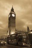 Klassisches London - Big Ben Lizenzfreies Stockbild
