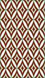 Klassisches nahtloses Muster Stockbilder