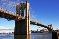 Klassisches NY - Brooklyn-Braut Stockfotografie